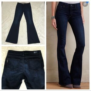 Paige High Rise Bell Canyon Flare Jean (30)
